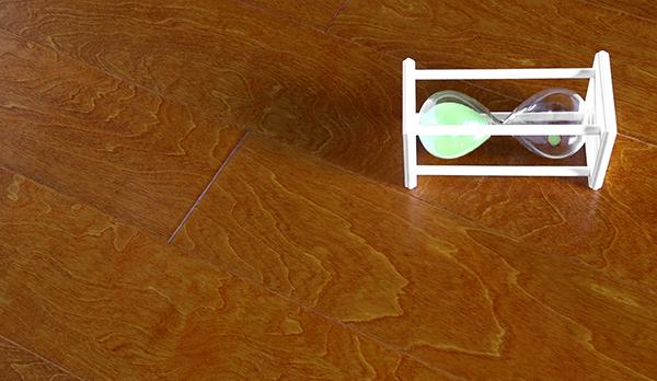 浣溪流沙桦木实木复合地板