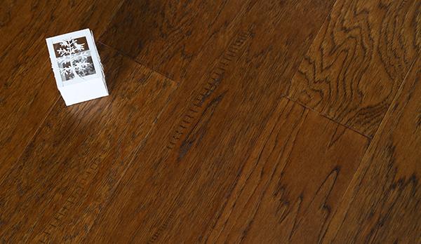 卡塞尔山核桃实木复合地板